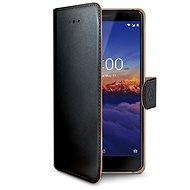 CELLY Wally pro Nokia 3.1/Nokia 3 (2018) černé