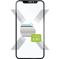 FIXED FullGlue-Cover pro Huawei Y9 Prime (2019) černé - Ochranné sklo