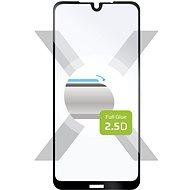 FIXED FullGlue-Cover pro Nokia 4.2, lepení přes celý displej, černé