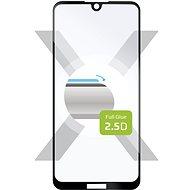 FIXED FullGlue-Cover pro Nokia 2.2 černé - Ochranné sklo