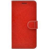 FIXED FIT pro Samsung Galaxy A21s červené - Pouzdro na mobil