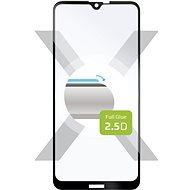 FIXED FullGlue-Cover pro Nokia 2.3 černé - Ochranné sklo
