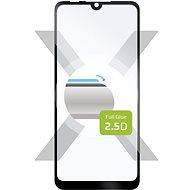 FIXED FullGlue-Cover pro Motorola E6s Plus černé - Ochranné sklo