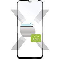 FIXED FullGlue-Cover pro Samsung Galaxy A22 5G černé - Ochranné sklo