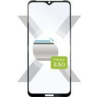 FIXED FullGlue-Cover pro Xiaomi Redmi 9A/9C černé - Ochranné sklo