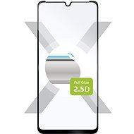 FIXED FullGlue-Cover pro Motorola Moto E6s 2020 černé - Ochranné sklo