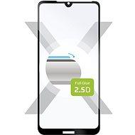 FIXED FullGlue-Cover pro Honor 8S 2020 černé - Ochranné sklo