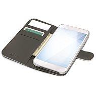 CELLY Wally pro Huawei Mate 20 Lite bílé - Pouzdro na mobilní telefon