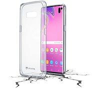 Cellularline CLEAR DUO pro Samsung Galaxy S10e