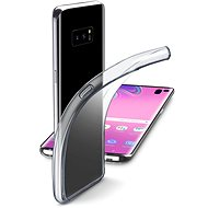CellularLine Fine pro Samsung Galaxy S10e bezbarvý - Kryt na mobil