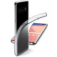 CellularLine Fine pro Samsung Galaxy S10+ bezbarvý