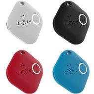 Bluetooth lokalizační čip FIXED Smile PRO 4-PACK černý bílý modrý červený
