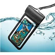 """CELLY Splash Bag 2019 pro telefony 6.5"""" černé - Pouzdro na mobilní telefon"""
