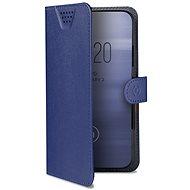 """CELLY Wally One, velikost XL pro 4.5"""" - 5.0"""" modré - Pouzdro na mobilní telefon"""