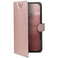 """CELLY Wally One, velikost XL pro 4.5"""" - 5.0"""" růžové - Pouzdro na mobilní telefon"""