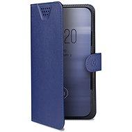 """CELLY Wally One, velikost XXL pro 5.0"""" - 5.5""""modré - Pouzdro na mobilní telefon"""