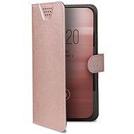 """CELLY Wally One, velikost XXL pro 5.0"""" - 5.5"""" růžové - Pouzdro na mobilní telefon"""