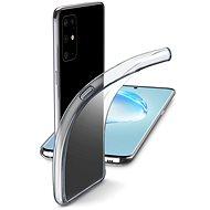 Cellularline Fine pro Samsung Galaxy S20+ bezbarvý - Kryt na mobil