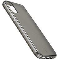 Cellularline Antimicrob pro Apple iPhone XR černý - Kryt na mobil