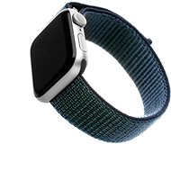 FIXED Nylon Strap for Apple Watch 44mm/Watch 42mm Dark Blue