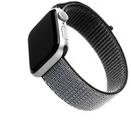 FIXED Nylon Strap for Apple Watch 44mm / Watch 42mm Grey