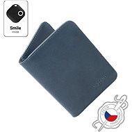 FIXED Smile Wallet XL se smart trackerem FIXED Smile PRO modrá