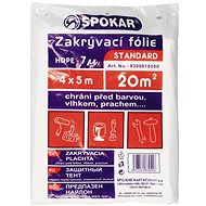 Spokar Fólie zakrývací 4x5m   7MY - Fólie