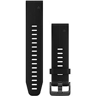 Garmin QuickFit 20 Silicone Black - Watch band