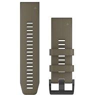 Garmin QuickFit 26, Silicone, Khaki - Watch Band