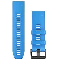 Garmin QuickFit 26 silikonový modrý - Řemínek