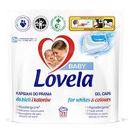 LOVELA Baby gelové kapsle na praní 23 ks - Kapsle na praní