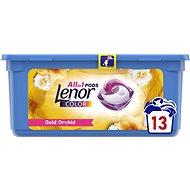 LENOR Gold Orchid 13 ks - Kapsle na praní