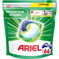 ARIEL Mountain Spring 66 ks - Kapsle na praní