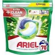 ARIEL Extra Clean 70 pcs - Washing Capsules