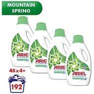 ARIEL Mountain Spring 4× 2,64 l (192 praní)