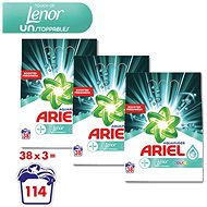 ARIEL Touch of Lenor Unstoppables 3× 2,85 kg (114 praní)