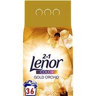 LENOR Gold Color 2,34 kg (36 praní) - Prací prášek