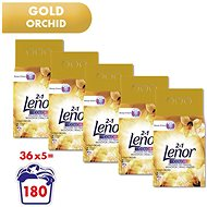 LENOR Gold Color 5× 2,34 kg (180 praní)