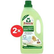 FROSCH EKO Baby Aloe vera 2× 1,5 l (44 praní) - Eko prací gel