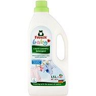 FROSCH  EKO Baby Hypoalergenní prací gel na kojenecké prádlo 1,5 l (21 praní) - Eko prací gel