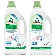 FROSCH  EKO Baby na kojenecké prádlo 2× 1,5 l (21 praní) - Eko prací gel