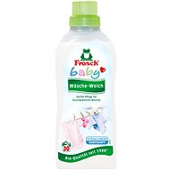FROSCH EKO Hypoallergenic fabric conditioner for infant and baby clothes 750ml - Eco-friendly gel washing detergent