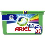 ARIEL Touch of Lenor Color 33 ks