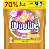 WOOLITE Pro-Care s keratinem 22 ks