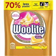 WOOLITE Pro-Care s keratinem 33 ks