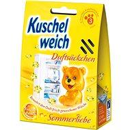Vůně do skříně KUSCHELWEICH Duftkissen Sommerliebe polštářky do šatníku 3 ks
