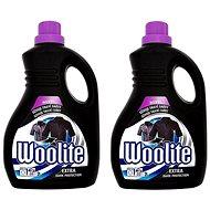 WOOLITE Extra Dark 2 × 2 l (66 praní) - Sada drogerie