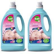 BUPI Baby Color Tekutý prací prostředek 2× 3 l (80 praní) - Prací gel