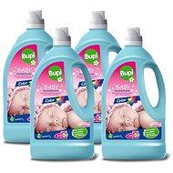 BUPI Baby Color Tekutý prací prostředek 4× 3 l (160 praní) - Prací gel
