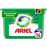 ARIEL Mountain Spring 3in1 14 ks (14 praní) - Kapsle na praní
